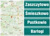 Dziwne i śmieszne nazwy lubuskich wsi. Czy je znasz? [LISTA]