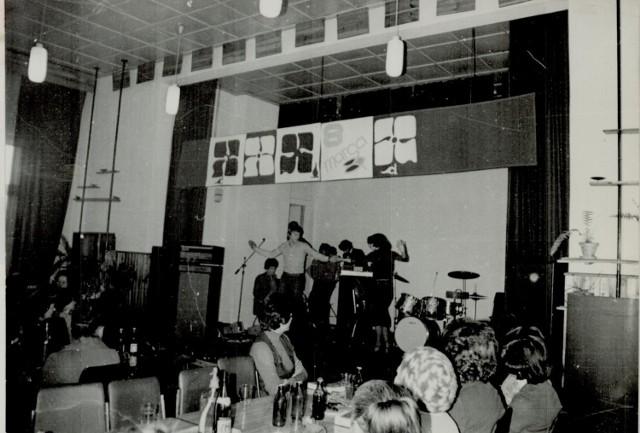 Rok 1978, Dzień Kobiet w szczecineckim Młodzieżowym Domu Kultury