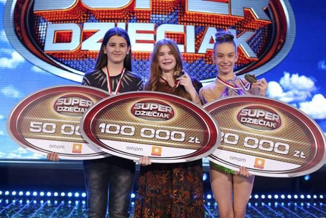 Super Dzieciak z Chocianowa zdradza na co wyda nagrodę