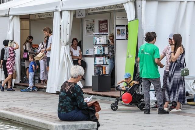 Festiwali Literacki Sopot potrwa do niedzieli, 22.08.2021 r.