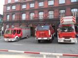 Pożar w Bytomiu na ul. Piłsudskiego. Ewakuowano 10 osób
