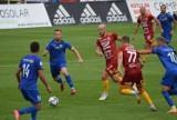Chojniczanka Chojnice przegrała 1:2 ze Zniczem Pruszków. Zdjęcia