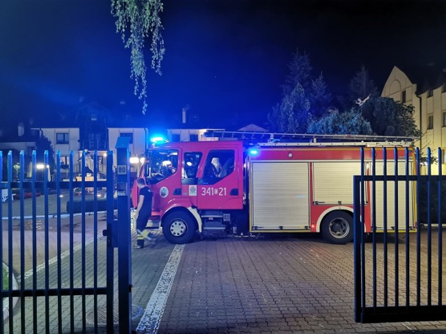 Zdjęcie ilustracyjne/9 stycznia na parkingu ul. Ogrodowej w Brodnicy płonął opel corsa