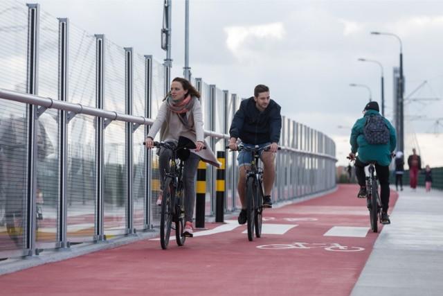 Za około rok rowerzyści mają mieć do dyspozycji ścieżkę rowerową wzdłuż DK 94 na odcinku Wieliczka - Kraków (zdjęcie ilustracyjne)