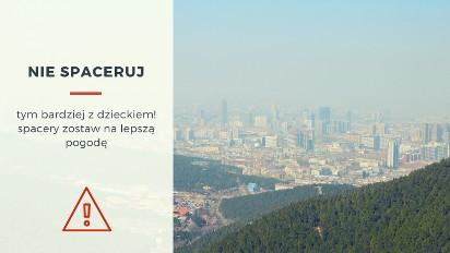 Uwaga: SMOG! Co robić, kiedy poziom PM10 przekracza normy?
