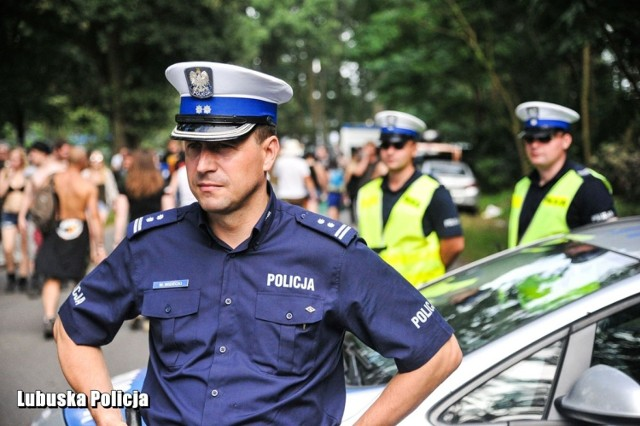 Inspektor Wiesław Widecki został Komendantem Policji w Gorzowie Wlkp.