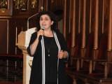 Krotoszyn: Piosenkarka Eleni czarowała swoim głosem słuchaczy zgromadzonych w Bazylice pw. św. Jana Chrzciciela