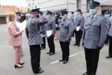 Krotoszyn: 36 policjantów awansowano na wyższe stopnie