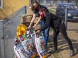 Łomża. Galeria Veneda wsparła psiaki ze schroniska Arka [zdjęcia]