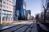 Zobacz najnowsze zdjęcia z budowy linii tramwajowej na Nowy Dwór