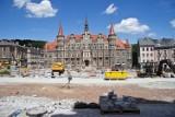 Zmiana w organizacji ruchu w centrum Wałbrzycha
