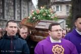 Pogrzeb Mariana Szei - legendy polskiej piłki nożnej