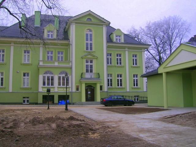 Nowa siedziba Biblioteki Miejskiej