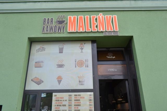 Bar kawowy Maleńki to kultowe miejsce w Jaworznie. W lipcu odbędzie się drugi przetarg na jego sprzedaż. Lokal jest własnością PKM Jaworzno.   Zobacz kolejne zdjęcia. Przesuń w prawo - wciśnij strzałkę lub przycisk NASTĘPNE