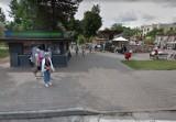 Ciechocinek. To ich przyłapały kamery Google Street View!