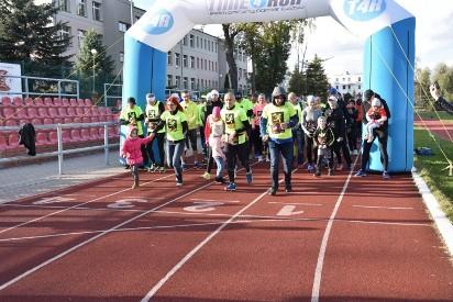 Września: Biegacze z Night Runners nie zapominają o Sławku i organizują kolejną pomoc