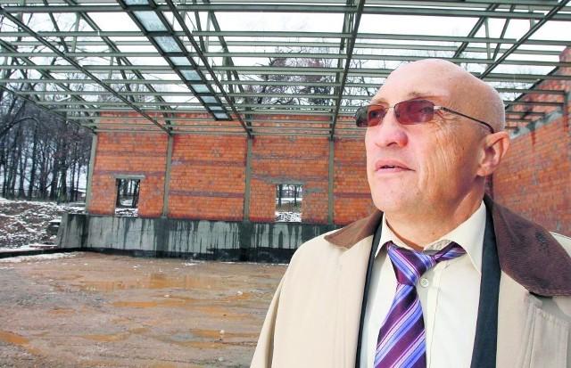 Na budowę sali pozyskaliśmy ponad 6,4 mln zł dotacji - mówi Jan Zwierko, kanclerz PWSZ