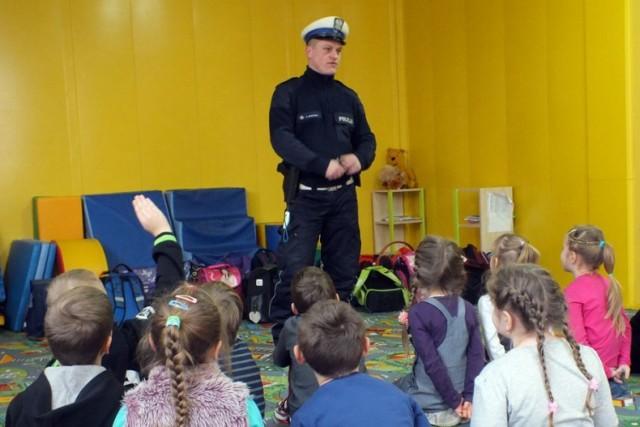 Żory: Policjanci w szkole na Kleszczówce