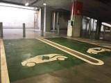 Ikea w Katowicach ze stacjami ładowania pojazdów elektrycznych ZDJĘCIA