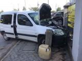 Janikowo - Wypadek w Janikowie. Jedna osoba w szpitalu. Zobaczcie zdjęcia