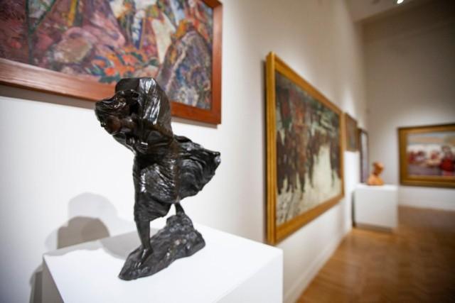 Nowa ekspozycja stała Muzeum Narodowego w Krakowie eksponuje sztukę polską XX i XXI wieku