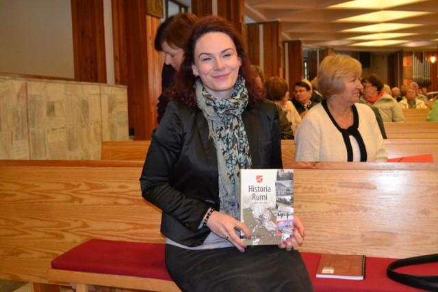 Historia Rumi: Dr Sylwia Bykowska