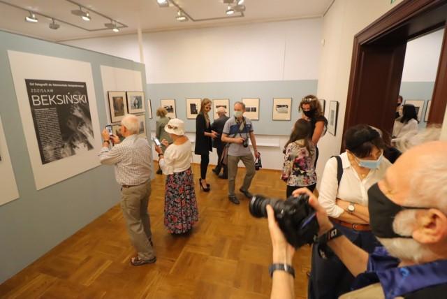 W Muzeum im. Jana Kasprowicza w Inowrocławiu do 29 sierpnia br. oglądać można wystawę prac Zdzisława Beksińskiego