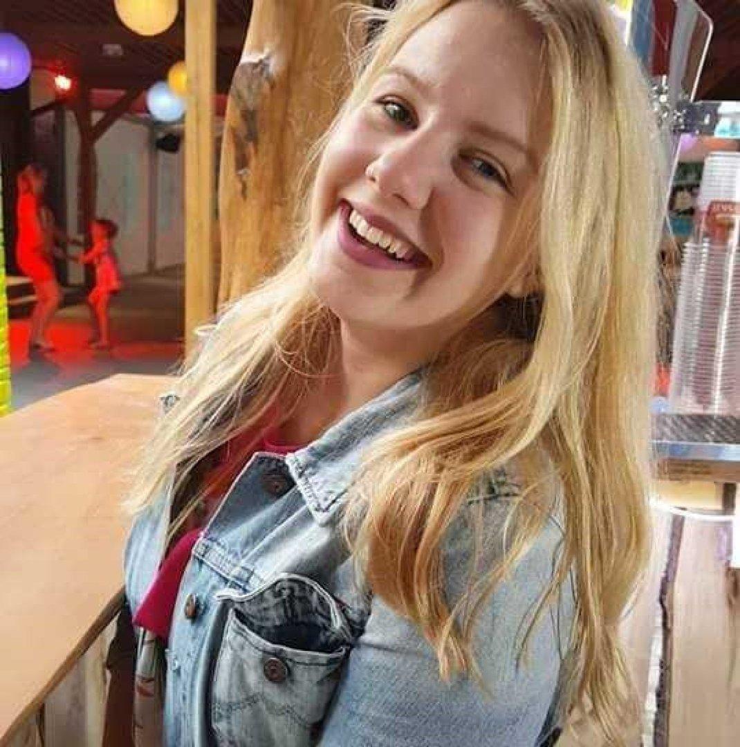 Angelika Baumgart będą biegać wokół jeziora w borównie dla chorej angeliki