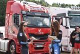 Najpiękniejsze ciężarówki na Master Truck 2021 [FILM I ZDJĘCIA]