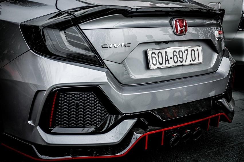 Ósmy najczęściej kradziony w 2020 model to Honda Civic....