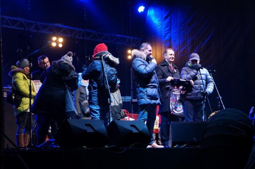 WOŚP Konin 2016. Koncert i Światełko do nieba