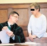 Dwa lata w zawieszeniu za napad na bank dla 58-letniej położnej
