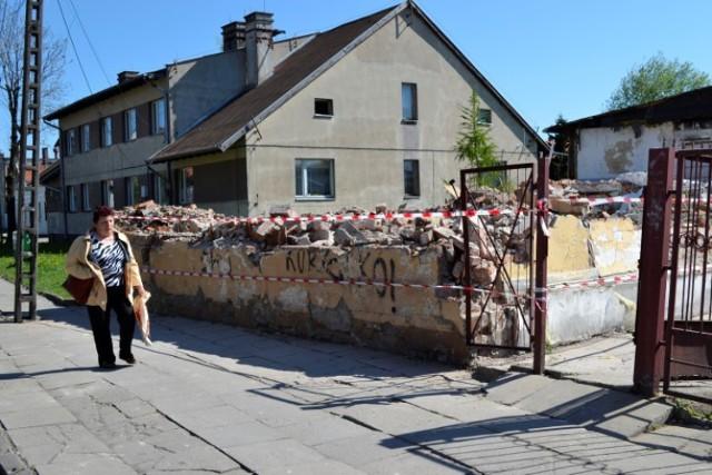 Nowy Dwór Gdański. Trwają wyburzenia w mieście i gminie