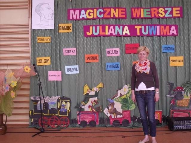 Kucharki Magiczne Wiersze Juliana Tuwima W Szkole Pleszew