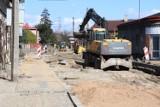 Przedłuży się remont drogi na ulicy Piłsudskiego i Łośnickiej. Konieczna jest wymiana wodociągu