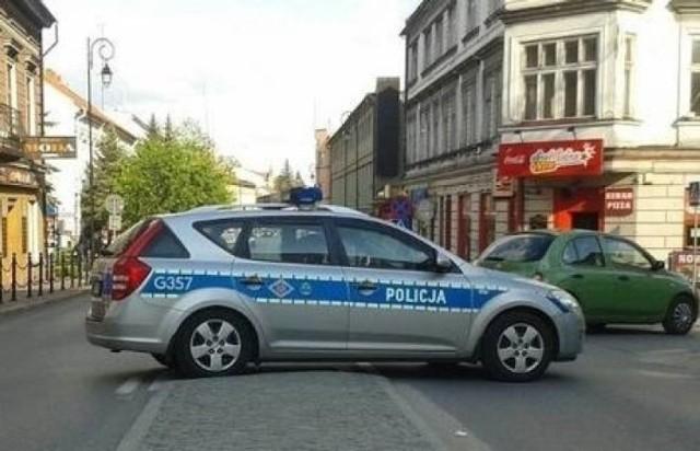 Policja w Wadowicach - zdjęcie ilustracyjne