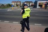 Bezpieczne skrzyżowanie w Kłobucku. Policja zatrzymała 23 kierowców, którzy przekraczali prędkość