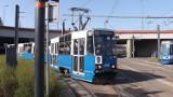 """""""Akwaria"""", """"wiedeńczyki"""", bombardiery, krakowiaki. Tymi tramwajami jeździmy po Krakowie [ZDJĘCIA]"""