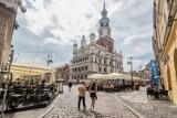 Na Starym Rynku w Poznaniu pojawią się ogródki gastronomiczne? Są dwa warunki