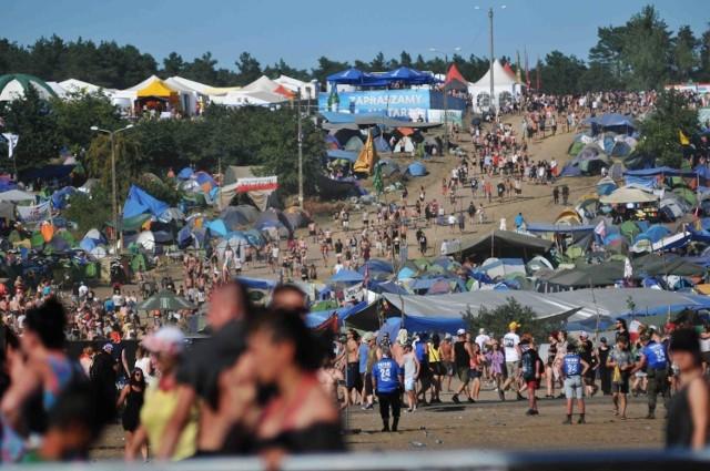W tym roku woodstochowicze nie powinni rozbijać namiotów na festiwalowym polu w Kostrzynie nad Odrą.