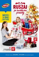 Prezenty pod choinkę - sprawdź promocje w sklepach [gazetka AUCHAN, TESCO, LIDL, BIEDRONKA....]