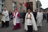 Peregrynacja kopii obrazu Matki Bożej Częstochowskiej w Wieleniu. Towarzyszyły jej łzy wzruszenia