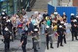 Nie zgadzam się na chamstwo. Prezydent Sosnowca o ekscesach w trakcie manifestacji poparcia LGBT w Sosnowcu