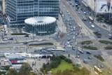 Rondo Dmowskiego zostanie przebudowane. W centrum Warszawy zmiany w organizacji ruchu pieszych i rowerzystów
