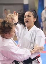 Sukcesy lubelskich karateków. Justyna Marciniak z dwoma złotymi medalami