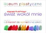 """X edycja konkursu dla gimnazjalistów """"Świat wokół nas"""""""