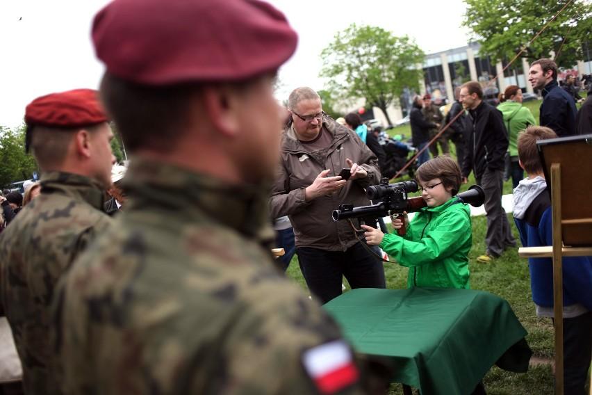 Majówka na krakowskich Błoniach