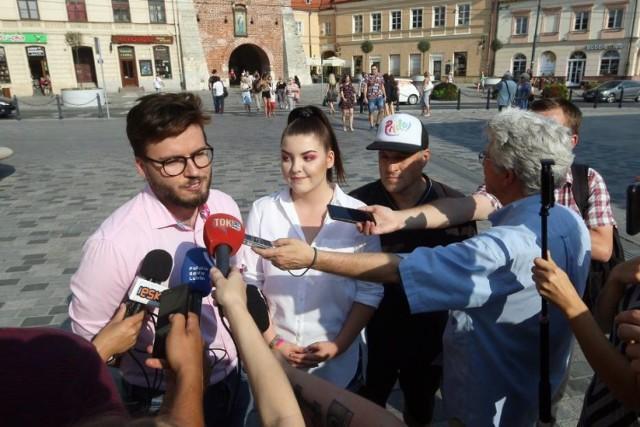 Znamy już datę tegorocznego Marszu Równości w Lublinie  Od 2 do 3 tysięcy osób może wziąć udział w drugim Marszu Równości w Lublinie. Wydarzenie ma się odbyć 28 września, a jego organizatorzy już złożyli w ratuszu odpowiedni wniosek.