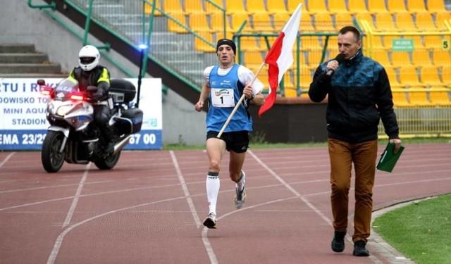 Tak było na 32. edycji Maratonu Toruńskiego