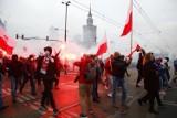Marsz Niepodległości 2020. Wszczęto śledztwo ws. przekroczenia uprawnień przez policjantów